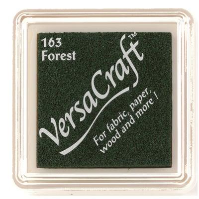 96863 - VersaCraft Mini - Forest Green - Stoff-Stempelkissen -