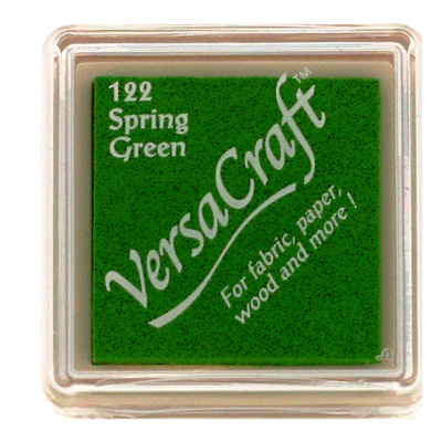 96822 - VersaCraft Mini - Spring Green - Stoff-Stempelkissen -