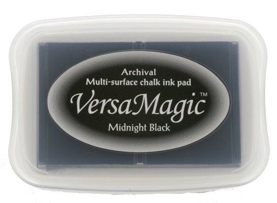 93291 - VersaMagic - Midnight-Black - Stempelkissen -