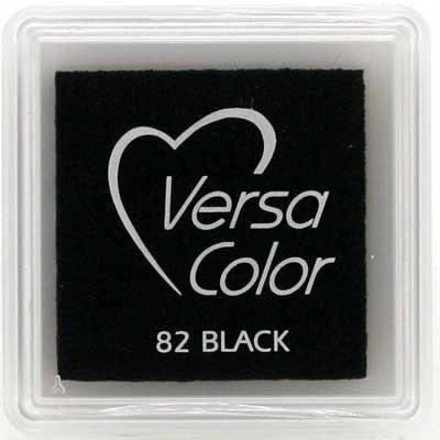 97082 - VersaColor Mini - Black - Stempelkissen -