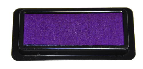 42617 - Tinten-Stempelkissen - Violett - 41x82 mm