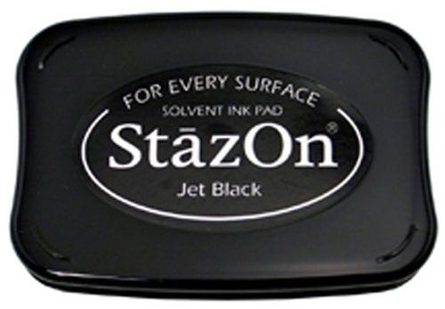 98231 - StazOn - Jet Black - Stempelkissen -