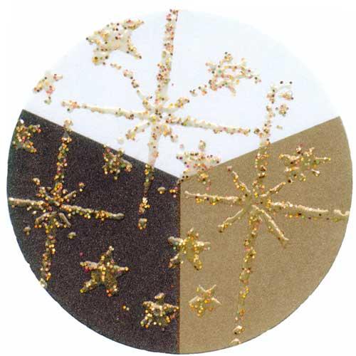 65018 - Embossing-Pulver - 10 Gramm - Gold Hologramm -