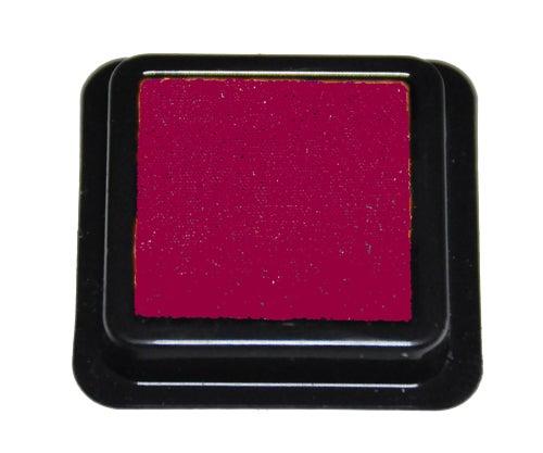 42325 - Tinten-Stempelkissen - Bordeaux - 41x41 mm