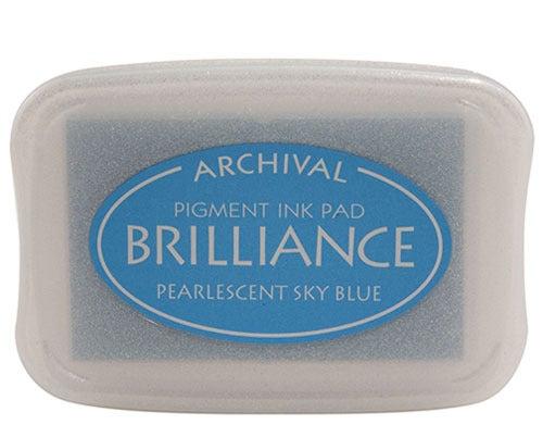 94238 - Brilliance - Pearlecent Sky Blue - Stempelkissen -