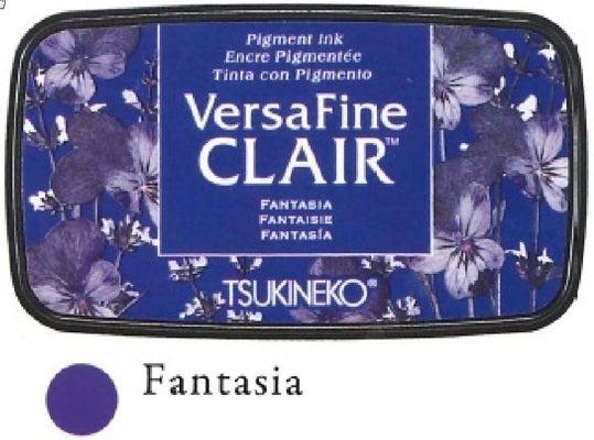 91521 - VersaFine CLAIR - VF-102 - Fantasia - Stempelkissen -