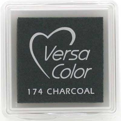 97174 - VersaColor Mini - Charoal - Stempelkissen -