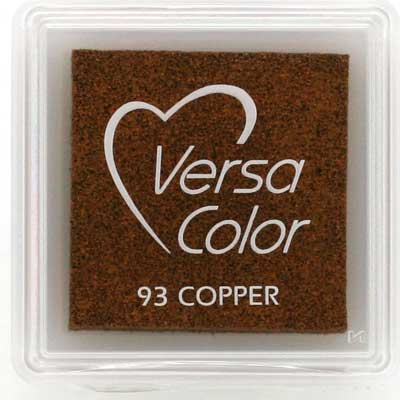 97093 - VersaColor Mini - Copper Metallic - Stempelkissen -