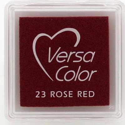 97023 - VersaColor Mini - Rose Red - Stempelkissen -