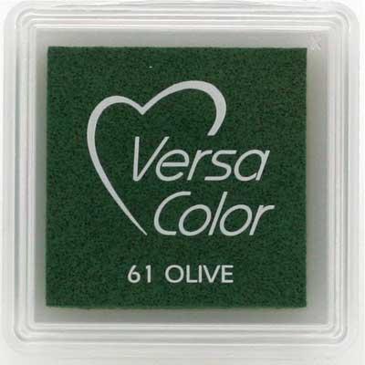 97061 - VersaColor Mini - Olive - Stempelkissen -