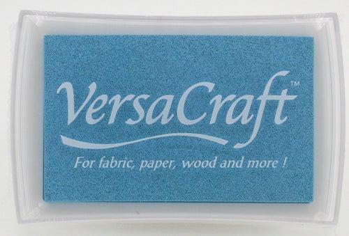 96039 - VersaCraft - Pale Aqua - Stoff-Stempelkissen -