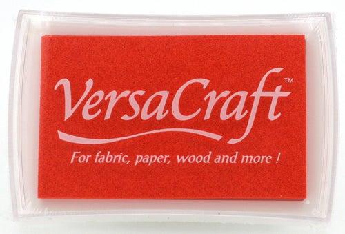 96012 - VersaCraft - Tangerine - Stoff-Stempelkissen -