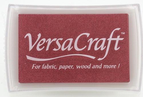 96057 - VersaCraft - Ash Rose -  Stoff-Stempelkissen -