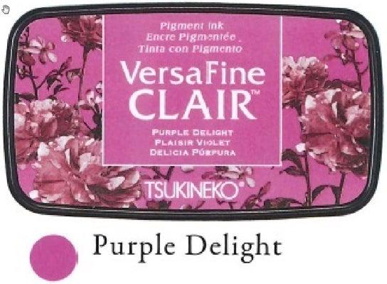 91516 - VersaFine CLAIR - VF-101 - Purple Delight - Stempelkissen -