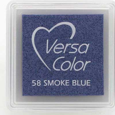 97058 - VersaColor Mini - Smoke Blue - Stempelkissen -
