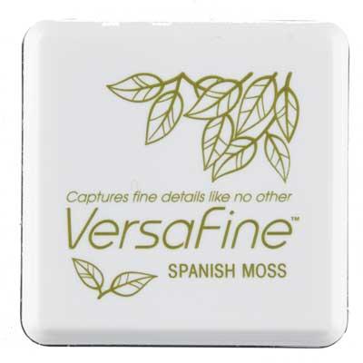91662 - VersaFine Mini - Spanish Moos - Stempelkissen -