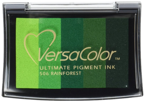 97406 - VersaColor - Rainforest - Stempelkissen -