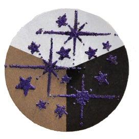 65438 - Embossing-Pulver - 10 Gramm - Violett + Flitter Perlmutt -