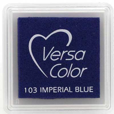 97103 - VersaColor Mini - Imperial Blue - Stempelkissen -