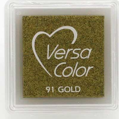 97091 - VersaColor Mini - Gold Metallic - Stempelkissen -