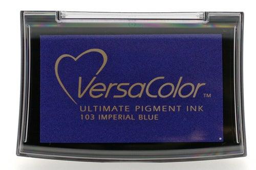 97303 - VersaColor - Imperial Blue - Stempelkissen -