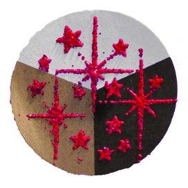 65456 - Embossing-Pulver - 10 Gramm - Pink-Glimmer -