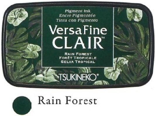91532 - VersaFine CLAIR - VF-551 - Rain Forest - Stempelkissen -