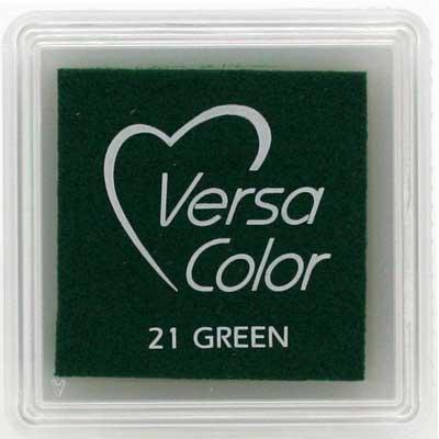 97021 - VersaColor Mini - Green - Stempelkissen -
