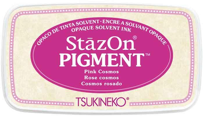 98181 - StazOn Pigment - Pink Cosmos - Stempelkissen -