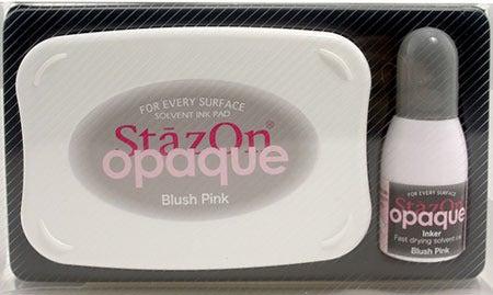 98406 - StazOn Opaque - Blush Pink - Stempelkissen Set -