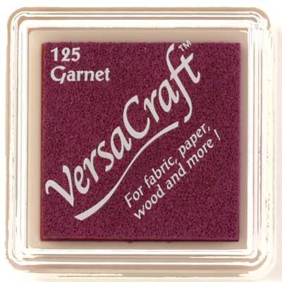 96825 - VersaCraft Mini - Garnet - Stoff-Stempelkissen -