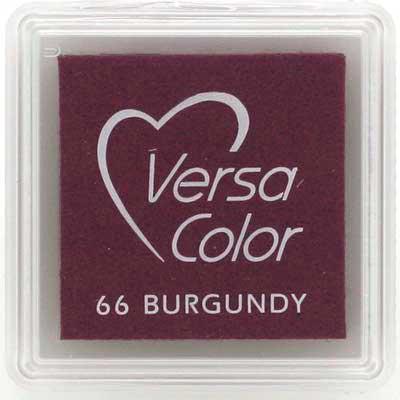 97066 - VersaColor Mini - Burgundi - Stempelkissen -
