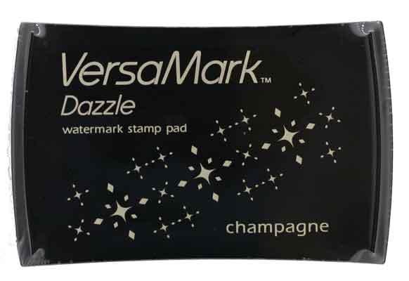 99546 - VersaMark Dazzle - Champagne- Stempelkissen -