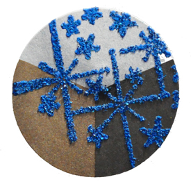 65068 - Embossing-Pulver - 10 Gramm - Blau Glimmer -