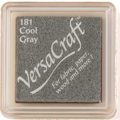 96881 - VersaCraft Mini - Cool Gray - Stoff-Stempelkissen -