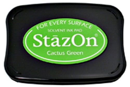 98252 - StazOn - Cactus Green - Stempelkissen -