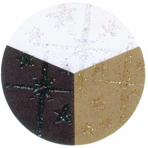 65017 - Embossing-Pulver - 10 Gramm - Hologramm Transparent -