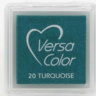 97020 - VersaColor Mini - Turquase - Stempelkissen -