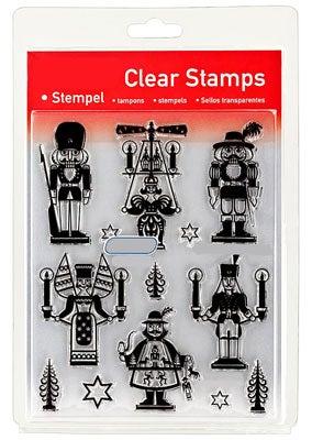 46831 - Clear Stamp Set - Erzgebirgische Weihnachten II -