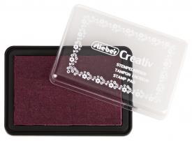 43725 - Tinten-Stempelkissen - Bordeaux - 53x76 mm