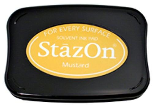 98291 - StazOn - Mustard - Stempelkissen -