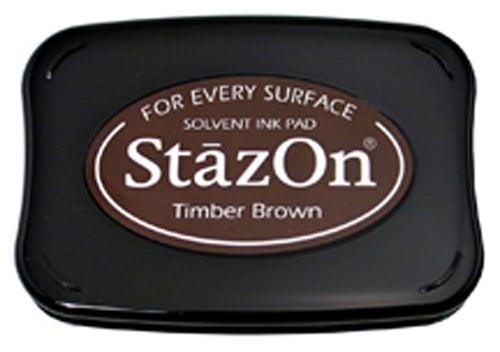 98241 - StazOn - Timber Brown - Stempelkissen -