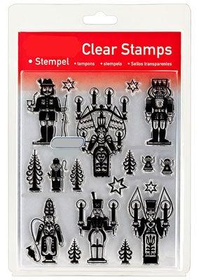 46830 - Clear Stamp Set - Erzgebirgische Weihnachten I -