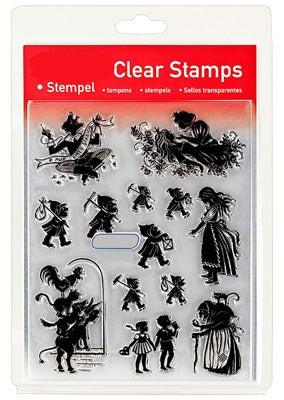 46844 - Clear Stamp Set - Grimms  Märchen -