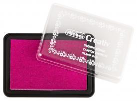 43715 - Tinten-Stempelkissen - Pink - 53x76 mm