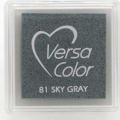 97081 - VersaColor Mini - Sky Gray - Stempelkissen -