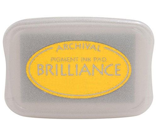 94211 - Brilliance - Sunflower Yellow - Stempelkissen -