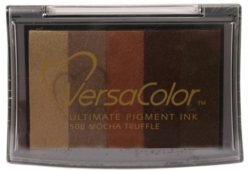 97408 - VersaColor - Mocca Truffle - Stempelkissen -