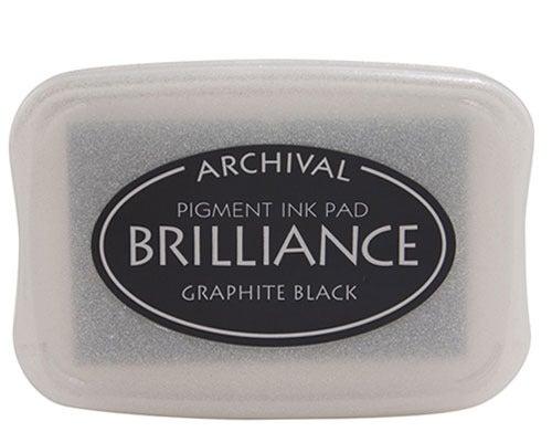 94282 - Brilliance - Graphie Black - Stempelkissen -