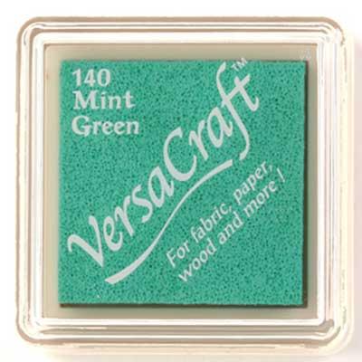 96840 - VersaCraft Mini - Mint Green - Stoff-Stempelkissen -